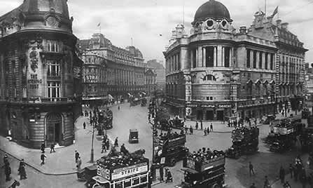 Gaiety Theatre. Aldwych, The Strand