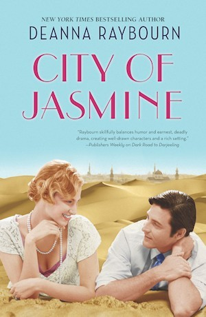 deanna raybourn city of jasmine