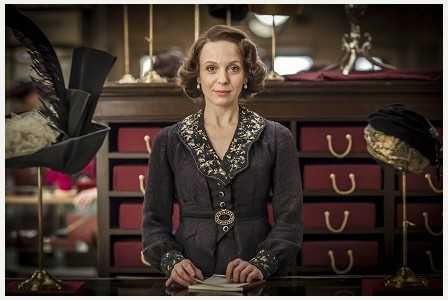Amanda Abbington as Josie Mardle