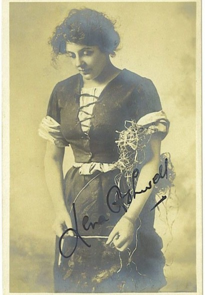 Ashwell in title role of Leah Kleschna, New Theatre, 1905