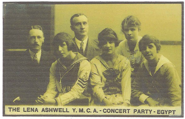 Lena Ashwell YMCA Concert party