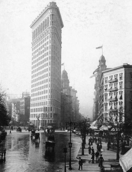 Flatiron Building, c1903