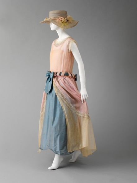 Lanvin Robe de Style, 1922