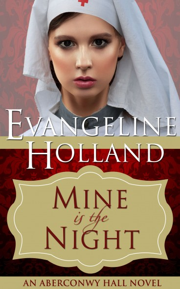 Mine Is The Night by Evangeline Holland