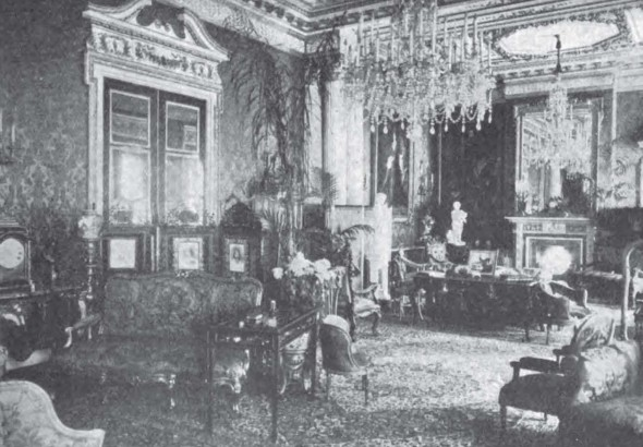Red Saloon, Marlborough house