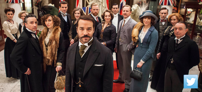 Mr Selfridge S2 Twitter Party