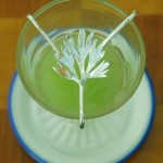 Absinthe Spoon (Leaf)