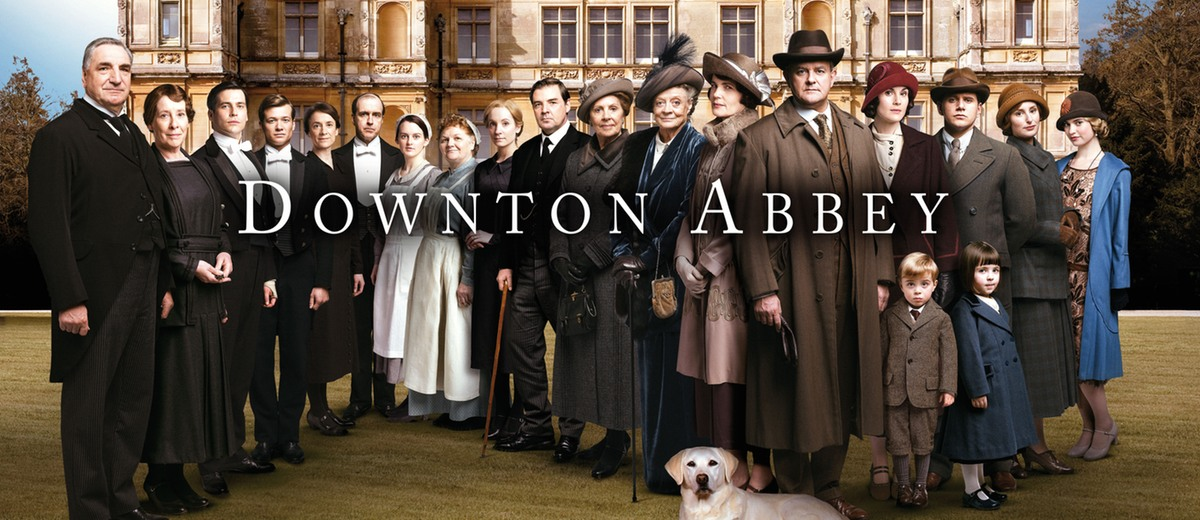 Downton Abbey season 5 cast photo
