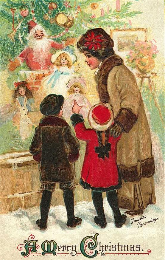 edwardian christmas