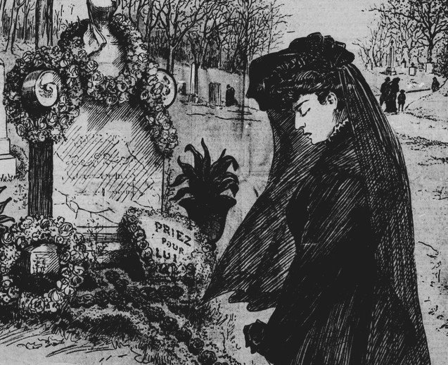 edwardian mourning