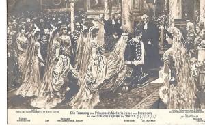 Ernst and Viktoria Luise wedding