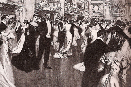 The Mrs Astor at the Assembly Ball of 1902