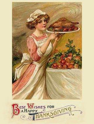 victorian thanksgiving