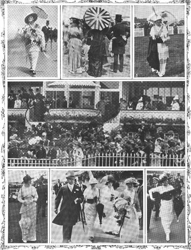 Ascot - June 1914