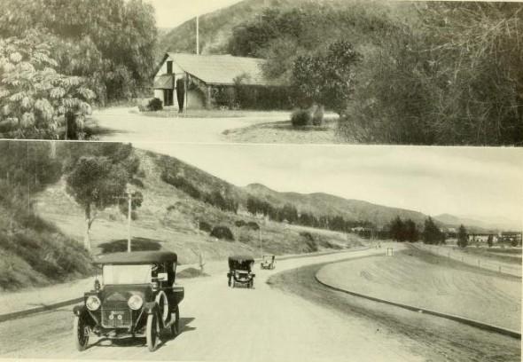 Boulevard, Hollywood