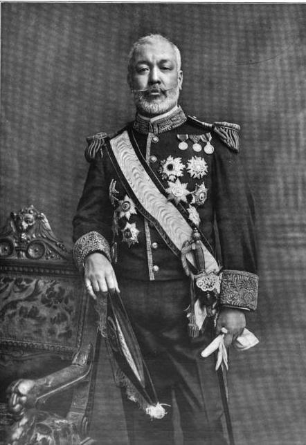 Count Hayashi