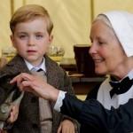 George Crawley and his nanny