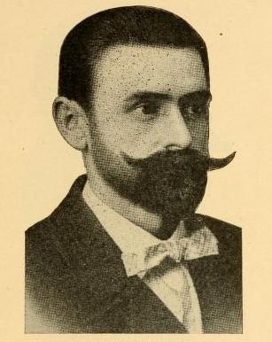 English Military mustache
