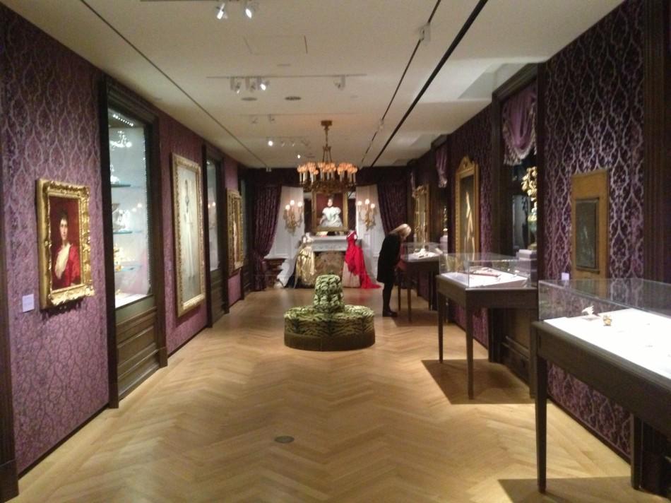 Gilded New York exhibition