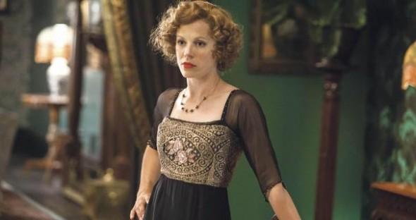 Kelly Adams as Nancy Webb
