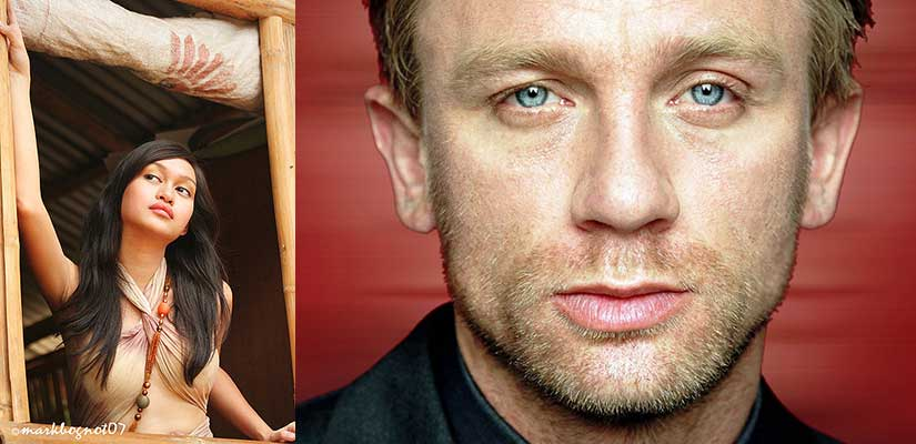 In the movie in my head of Tempting Hymn, Mercedes Cabral plays Rosa and Daniel Craig plays Jonas. Cholera is an important part of the backstory to this novella.