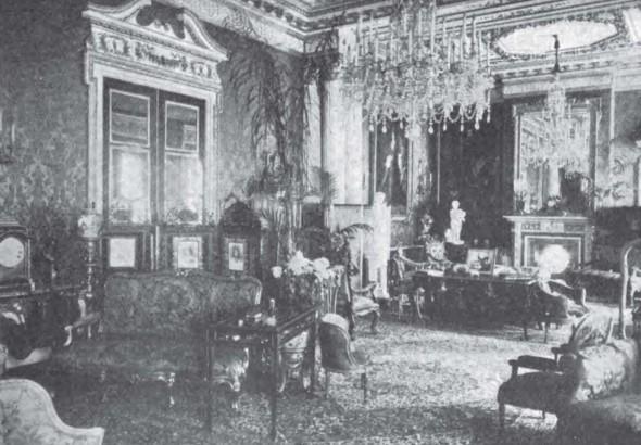 Red Saloon, Marlborough house