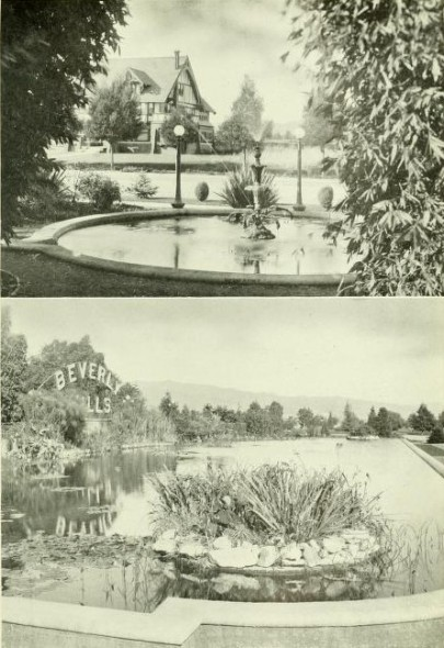 Residence and Park, Beverly Hills