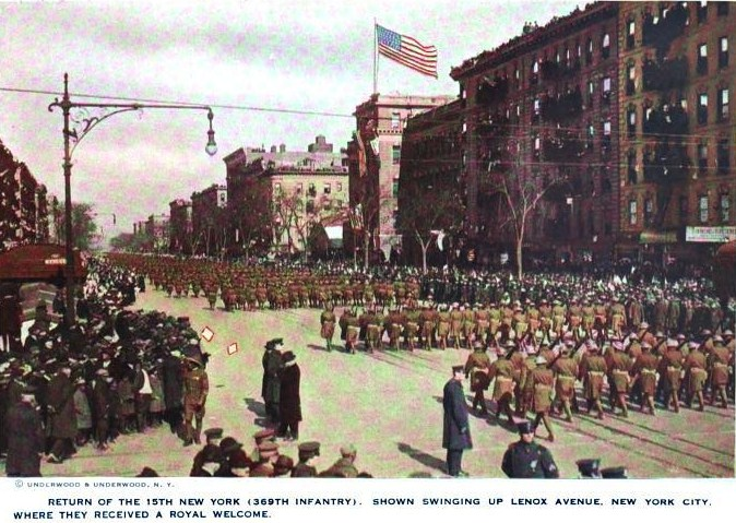Return of the 15th New York (369th Infantry)
