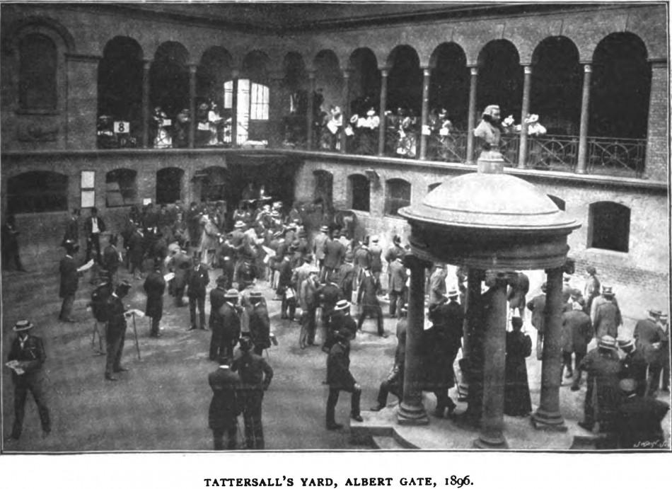 Tattersall's in 1896