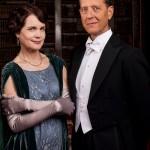 Lady Grantham and Simon Bricker