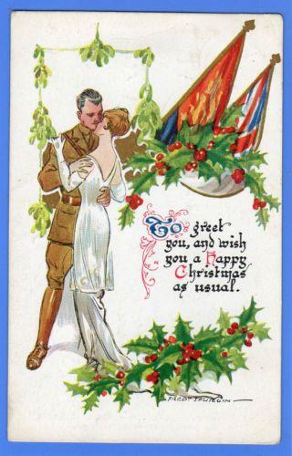WWI CHRISTMAS