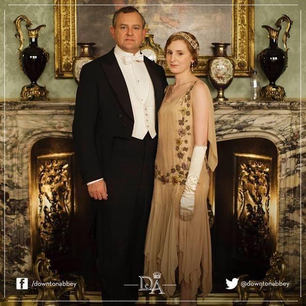 Downton Abbey's water bottle