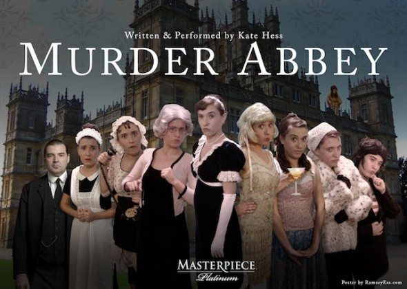 Murder Abbey