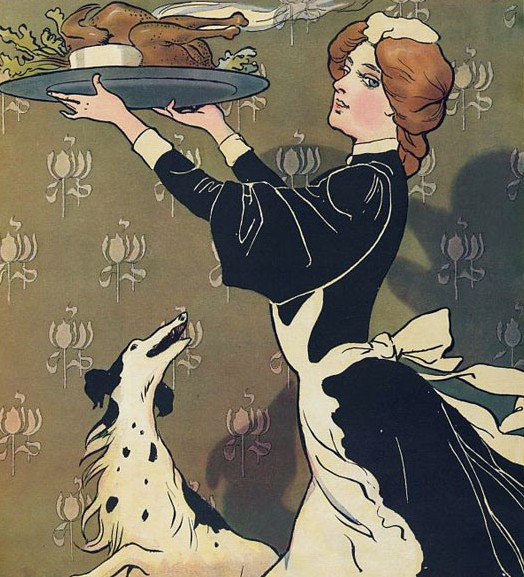 puck-magazine-cover-thanksgiving-1905