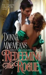 Redeeming the Rogue by Donna MacMeans